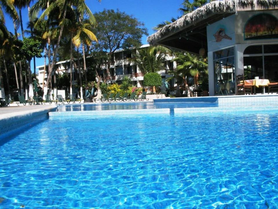 Hotel La Concha Beach Paz Mexico