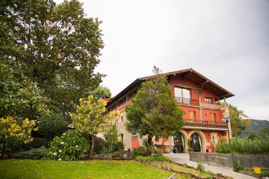 boutique hotels in oiartzun  3