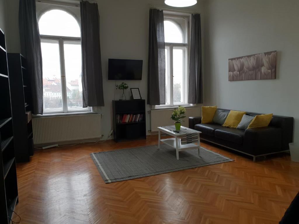 3 Room Flat apartment bazilika 3 rooms flat, budapest, hungary - booking