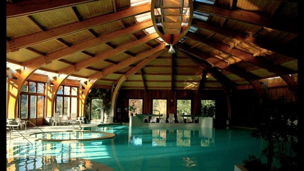 Piscina en o cerca de Malalcahuello Thermal Hotel & Spa
