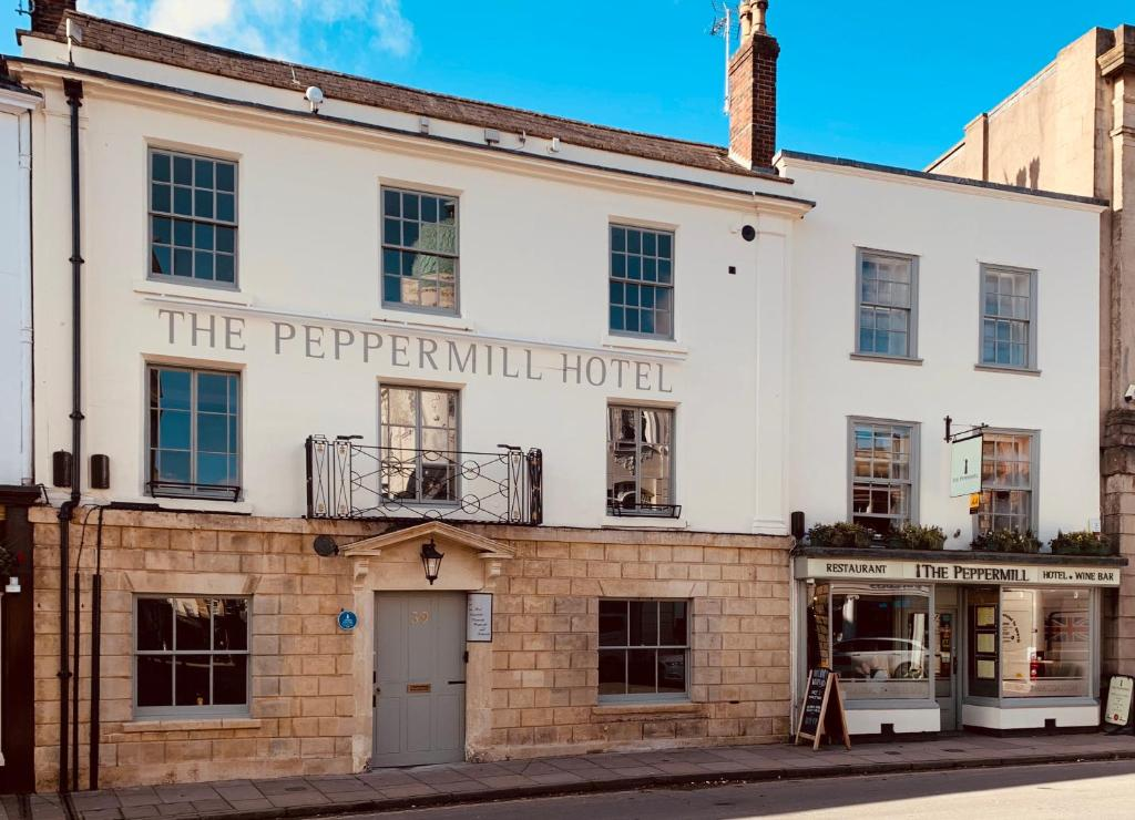 The Peppermill Hotel in Devizes, Wiltshire, England