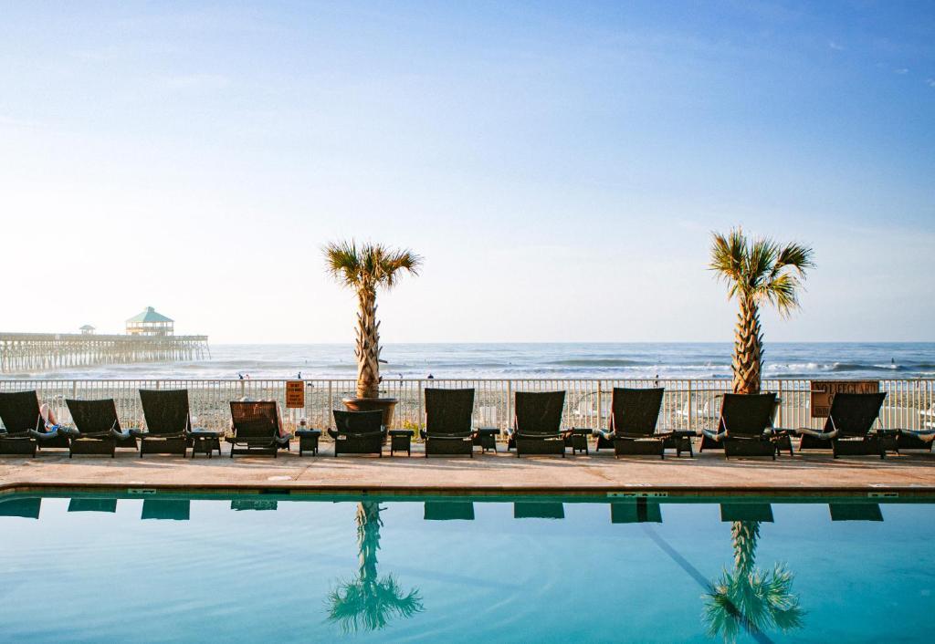 Hotel Tides Folly Beach Sc Booking