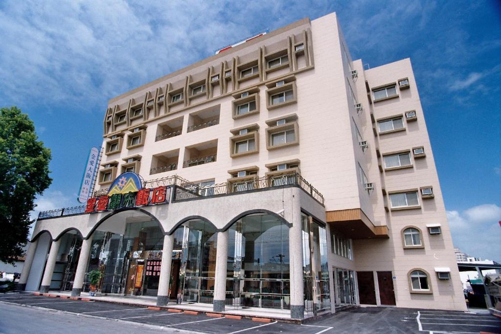 宜蘭羅東金愛大飯店