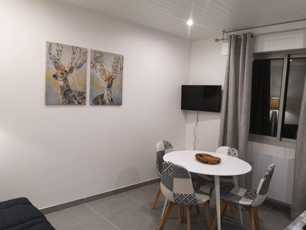 Petit Appartement Au Pied Des Montagnes Sallanches France