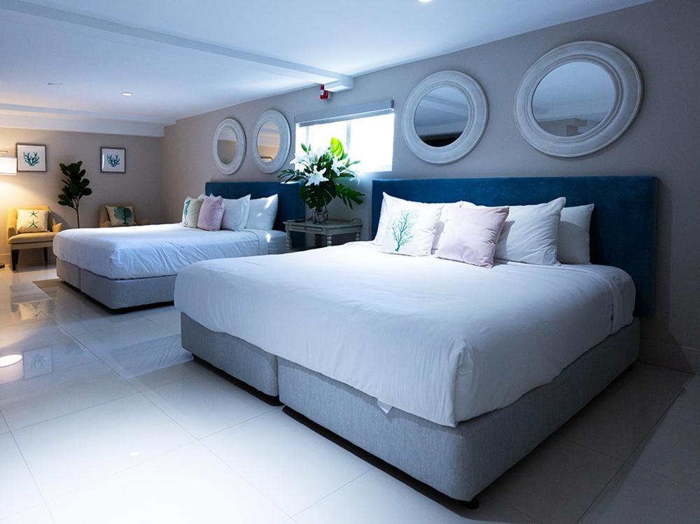 Cama ou camas em um quarto em Hotel Harrison by SB Hotels