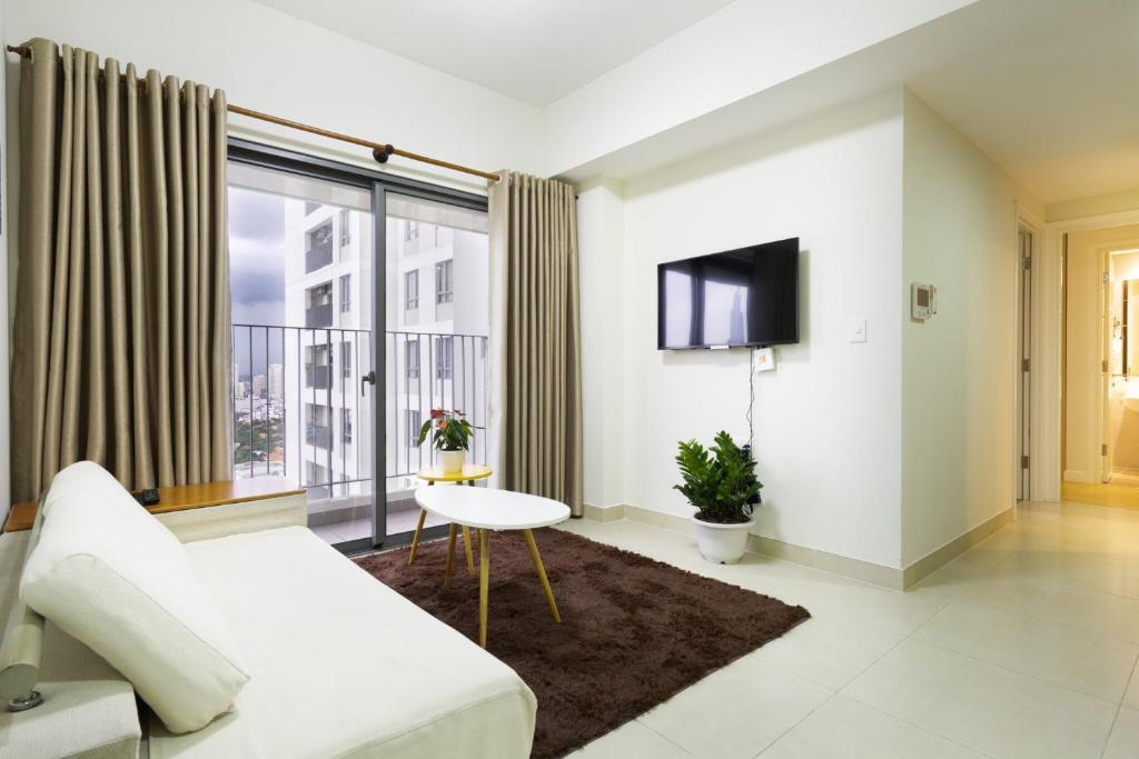 Masteri Apartment In District 2 - New City - Fully Furnished