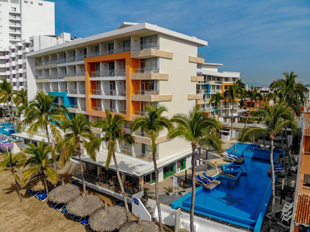 Star Palace Beach Hotel Mazatlán