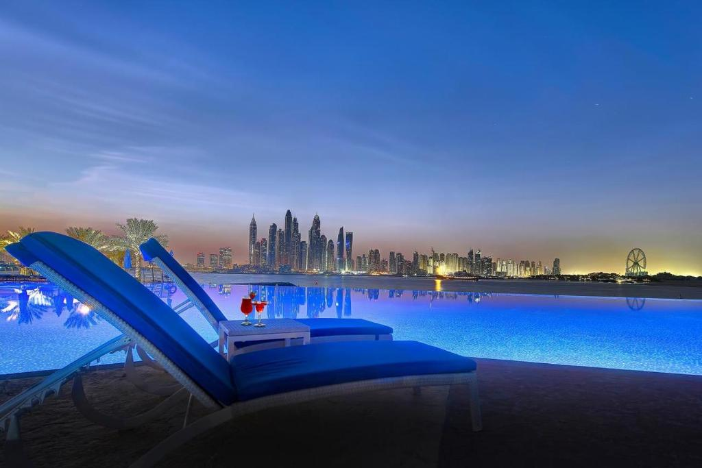Guesta Oceana Residences Free Beach Pool Access Dubai