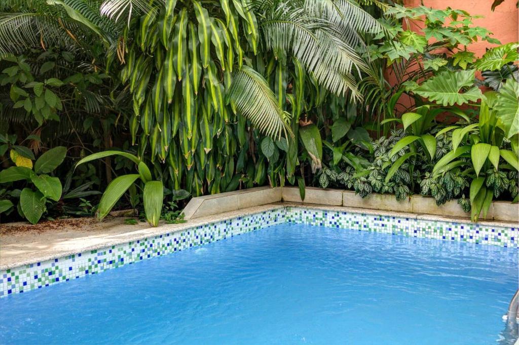 A piscina localizada em Solar do Cosme ou nos arredores