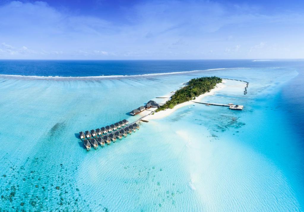 Summer Island Maldives Resort Nord Male Atollen Oppdaterte