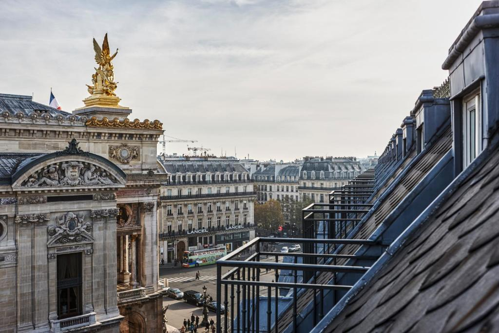 Hotel Intercontinental Le Grand Paris France Booking Com