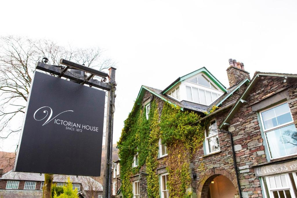 Oak Bank Hotel in Grasmere, Cumbria, England