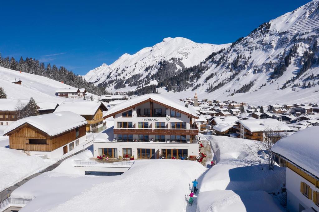 Hotel Garni Schranz Lech Am Arlberg 2020 Legfrissebb Arai