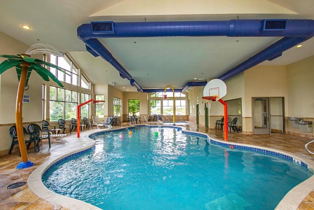 Mainstay Suites Extended Stay Hotel