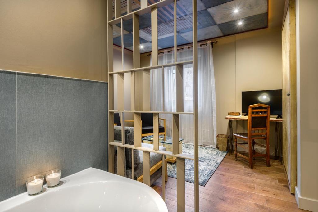 hoteles con encanto en lanuza  11