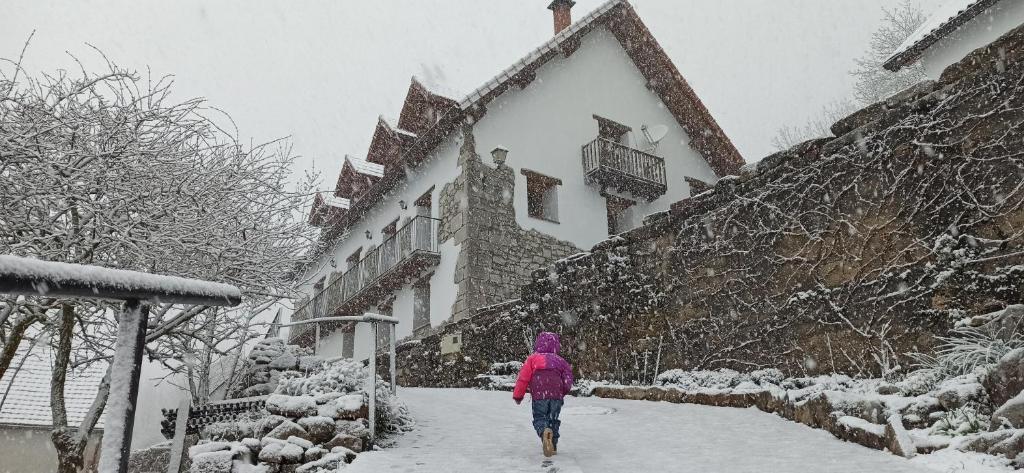 APARTAMENTO ENEKOIZAR during the winter