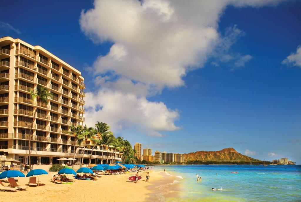 Resort Outrigger Reef On Beach Honolulu Hi Booking Com