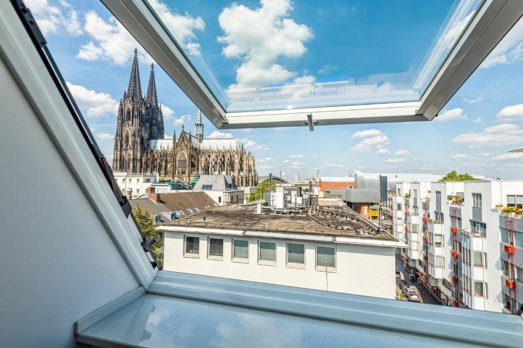 Hotel RESIDENCE AM DOM, Cologne