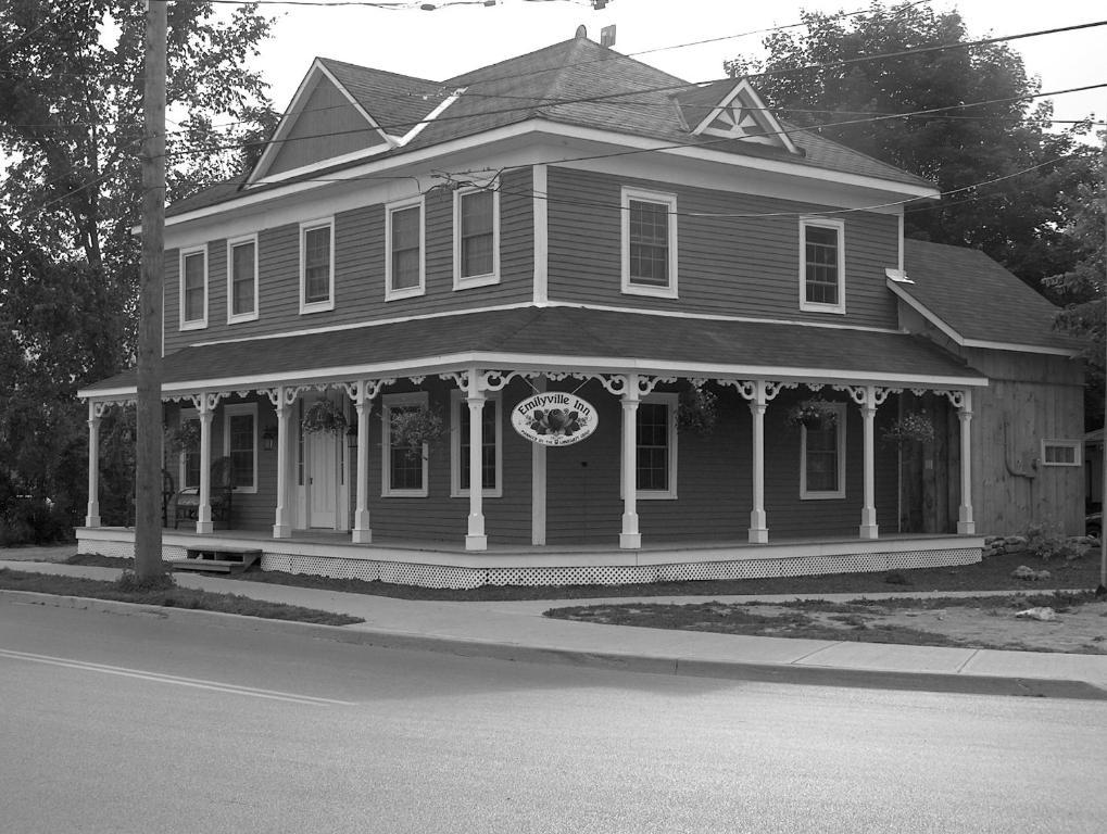 Emilyville Inn en invierno