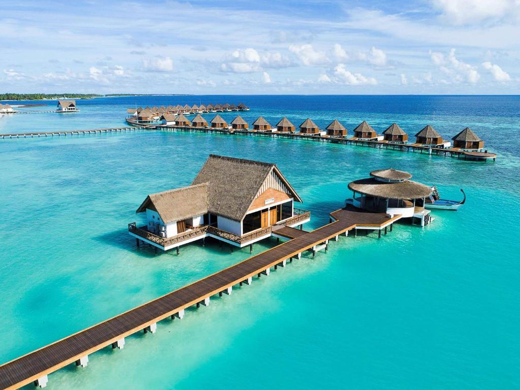 Mercure Maldives Kooddoo Resort, Gaafu Alifu Atoll, Maldives ...