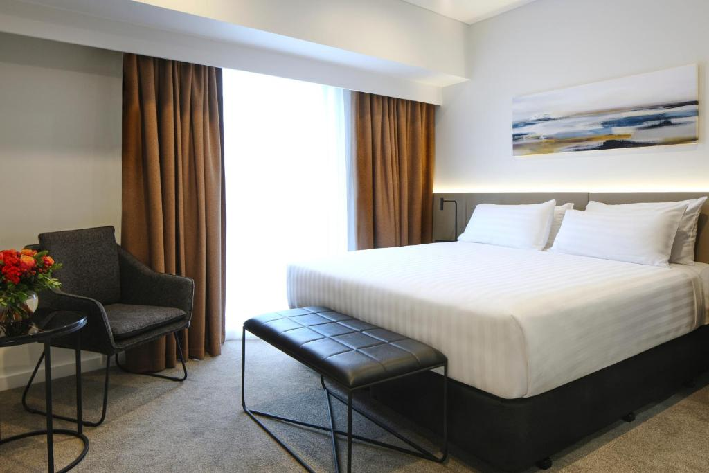 Travelodge Hotel Auckland Wynyard Quarter, November 2020