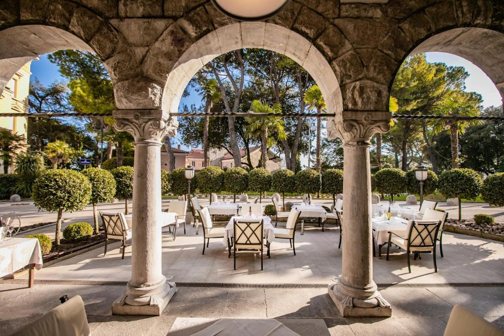 Amadria Park Hotel Sveti Jakov Opatija. Mai 2020