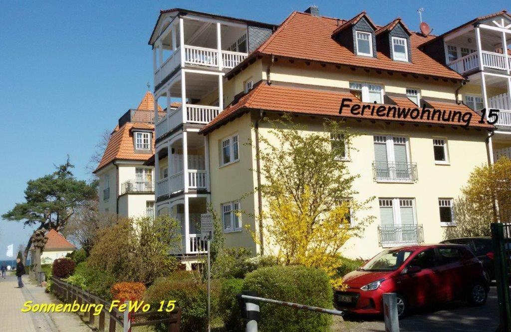 strandhotel sonnenburg kühlungsborn