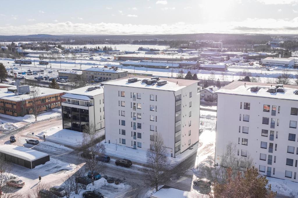 Tuomas Luxurious Suites Vasko Rovaniemi Paivitetyt Vuoden