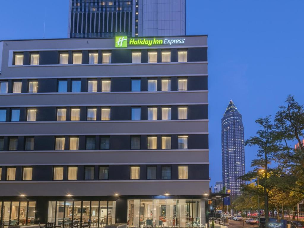 Holiday Inn Express Frankfurt City Westend Frankfurt Am Main