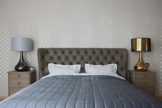 Ein Bett oder Betten in einem Zimmer der Unterkunft Cozy room in the heart of Berlin (Neukölln)