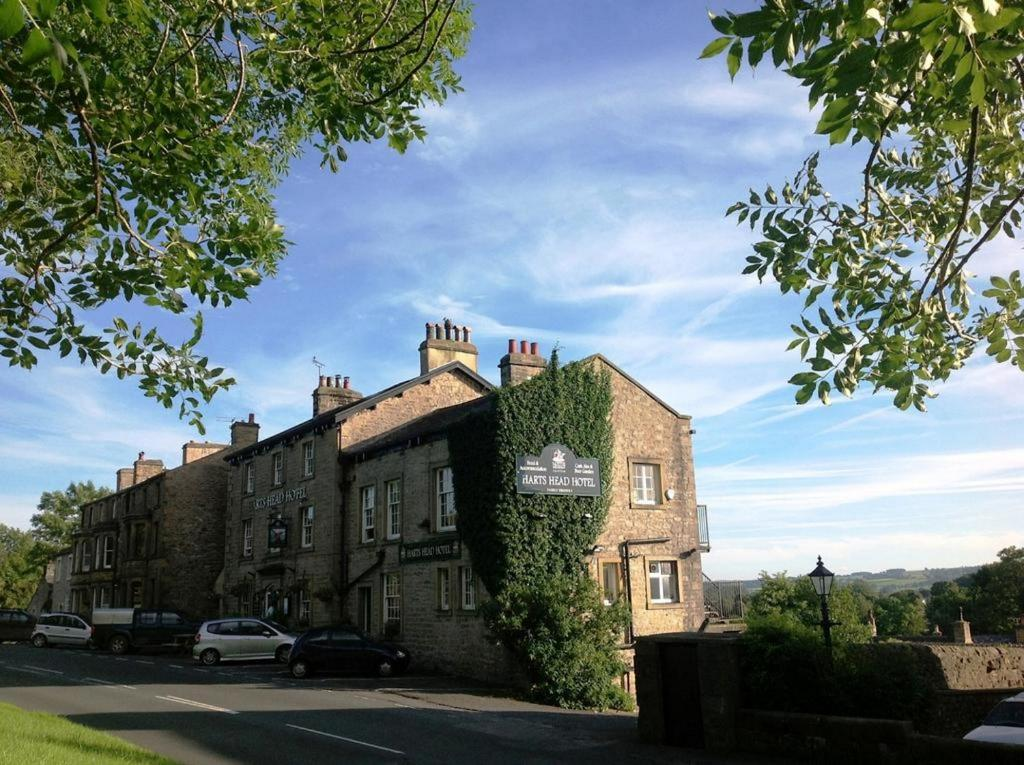 Harts Head Inn in Settle, North Yorkshire, England