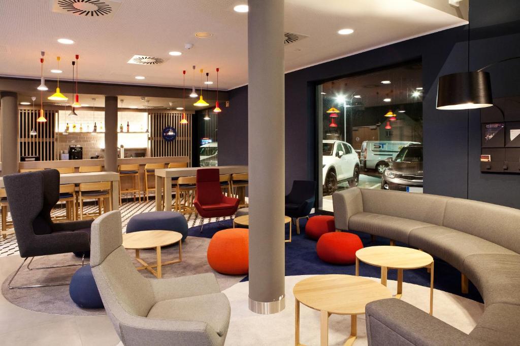 Holiday Inn Express Trier, Februar 2020