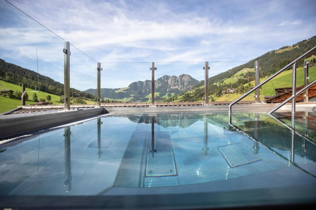 The swimming pool at or near 4*S Galtenberg Resort