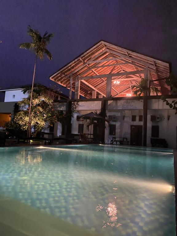 The swimming pool at or close to Cloud 9 Boutique Hotel