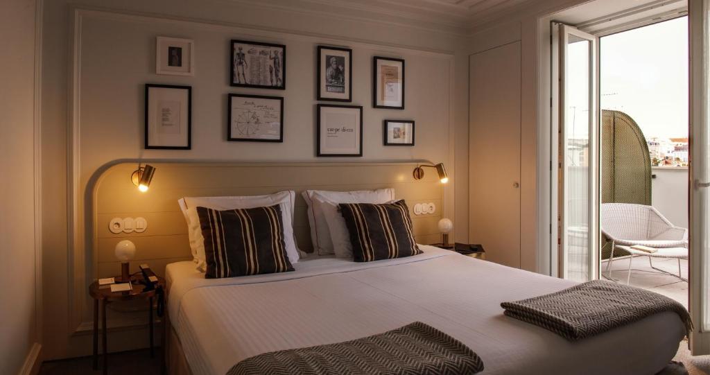 افضل فنادق لشبونة فندق لشبونة بيسوا