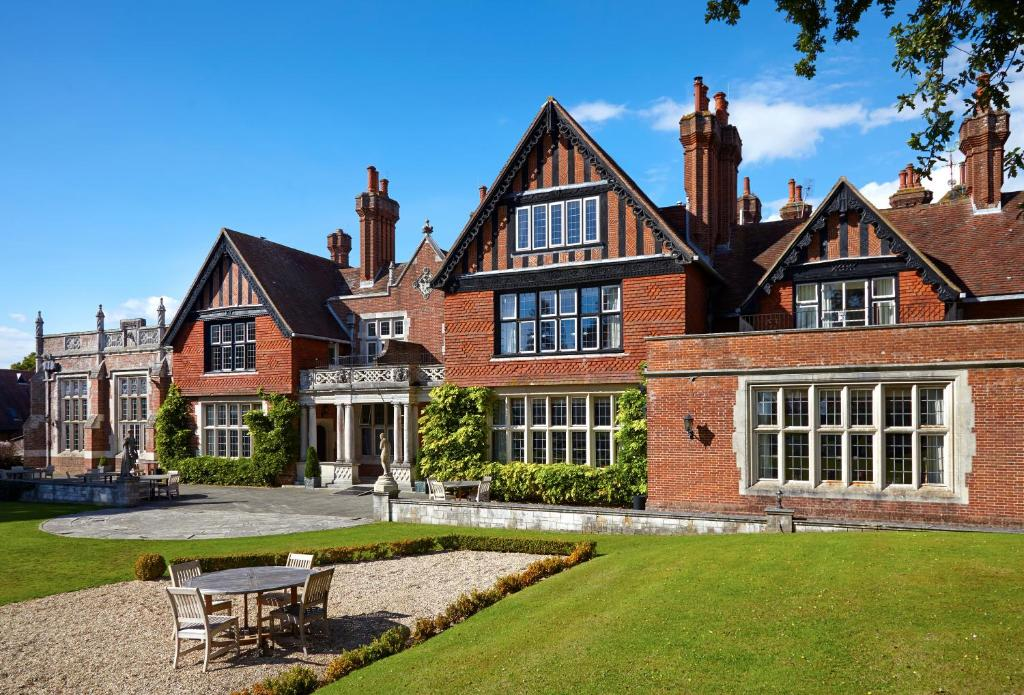 Macdonald Elmers Court Resort in Lymington, Hampshire, England