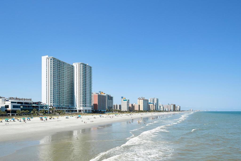Hotel Ocean Enclave Myrtle Beach Sc