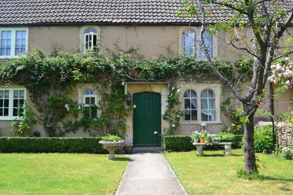 Rose Cottage in Tetbury, Gloucestershire, England