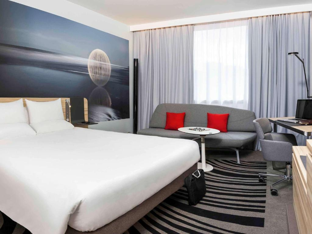 Novotel Limoges Le Lac France Booking Com