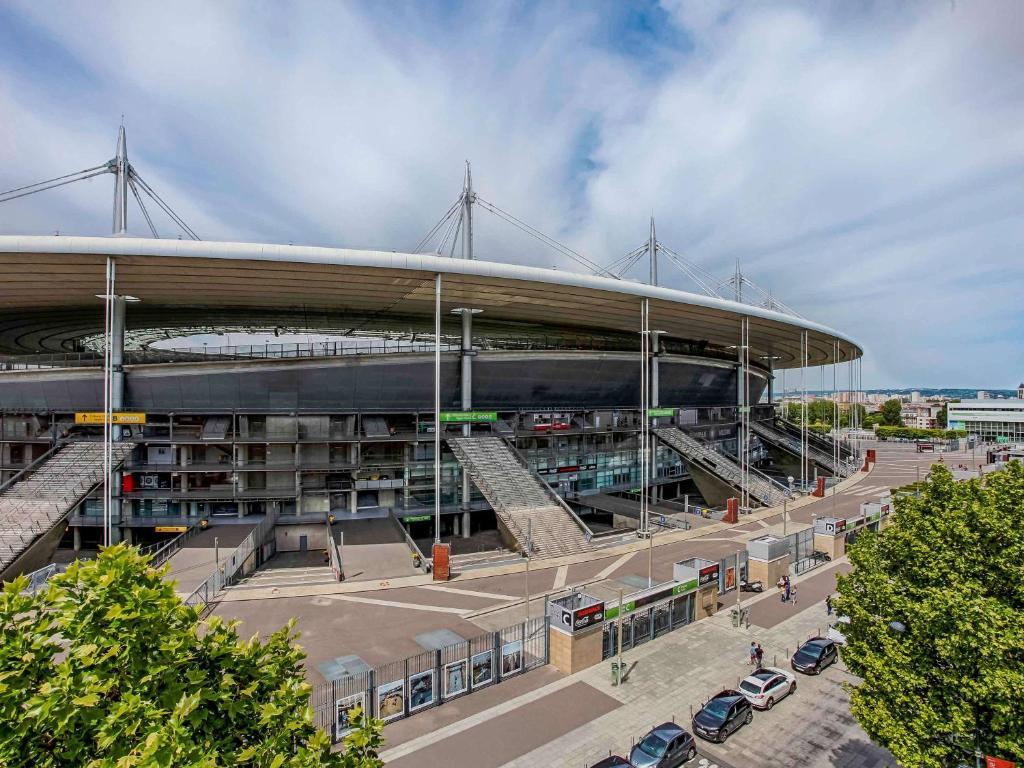 Novotel Suites Paris Stade De Franc Saint Denis France Booking Com