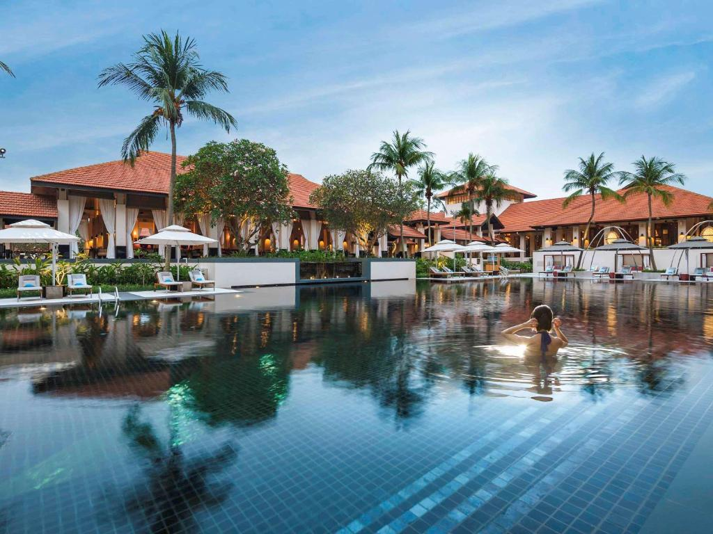 Resort Sofitel Singapore Sentosa, Singapore - Booking.com