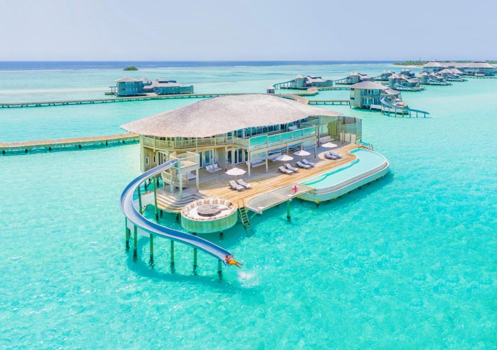 Resort Soneva Jani, Noonu, Maldives - Booking.com