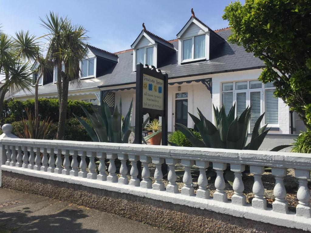 Trewinda Lodge in Newquay, Cornwall, England