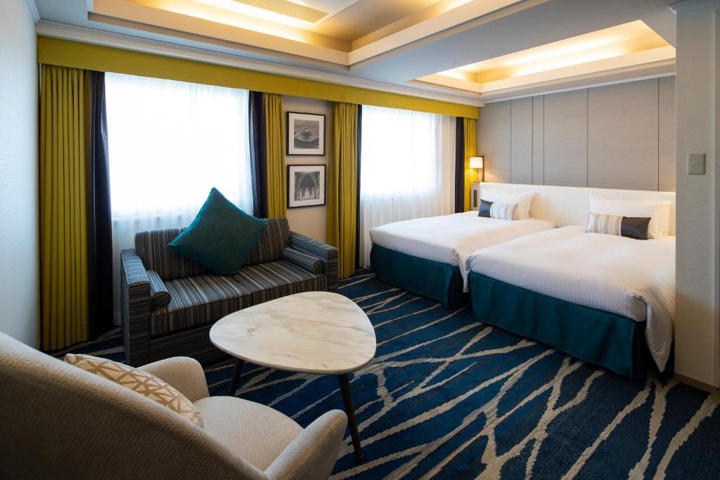 Shin Yokohama Grace Hotel