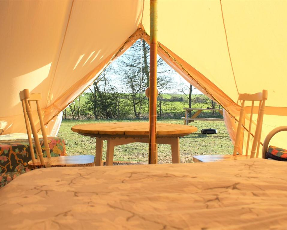 bell tent hire colchester