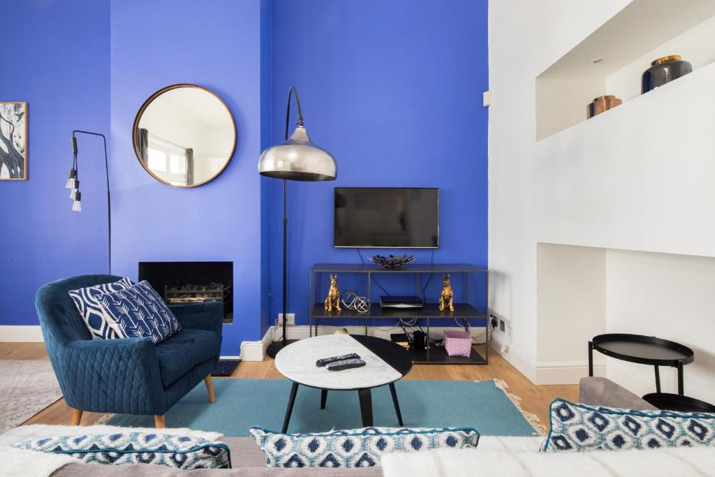 Notting Hill Roof Terrace Townhouse in London, Greater London, England