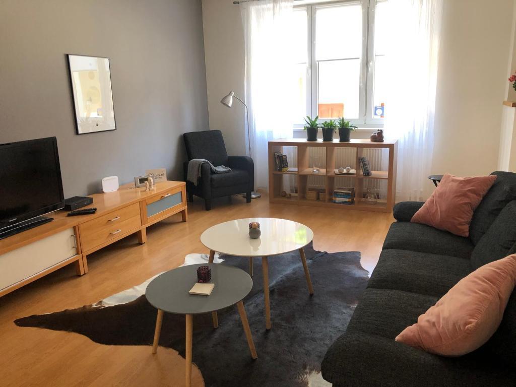 Posedenie v ubytovaní Apartmán Vodná 4