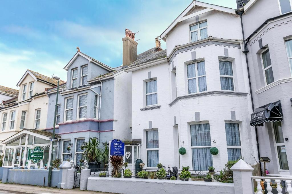 Barclay Guest House in Paignton, Devon, England