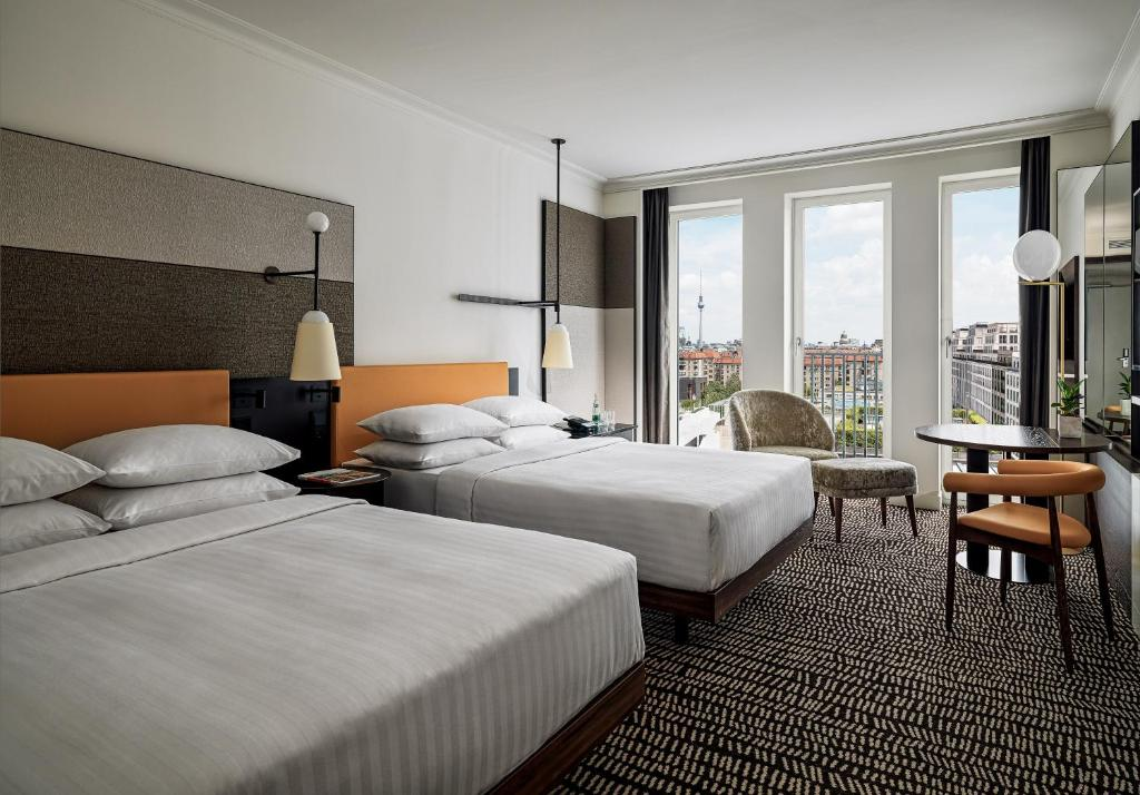 Berlin Marriott Hotel, Juni 2020