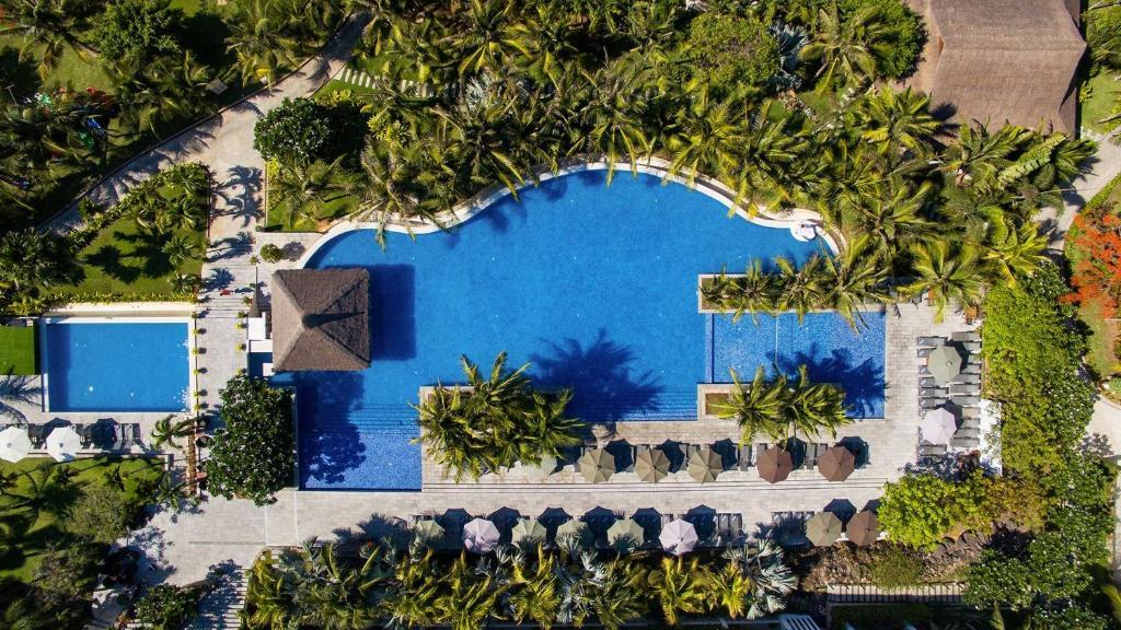 Villa Terra Private in Cliff Resort с высоты птичьего полета